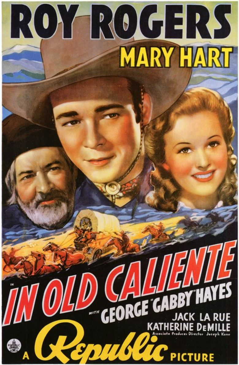 In Old Caliente Poster
