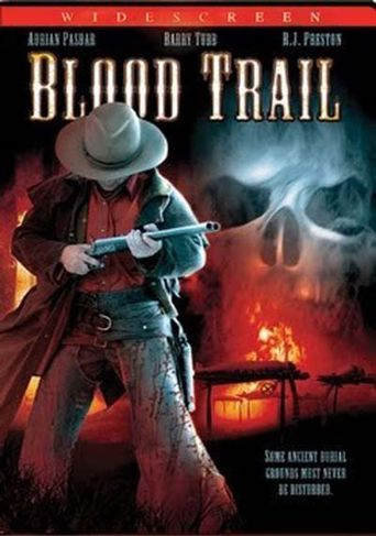 Blood Trail Poster