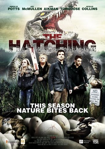 The Hatching Poster
