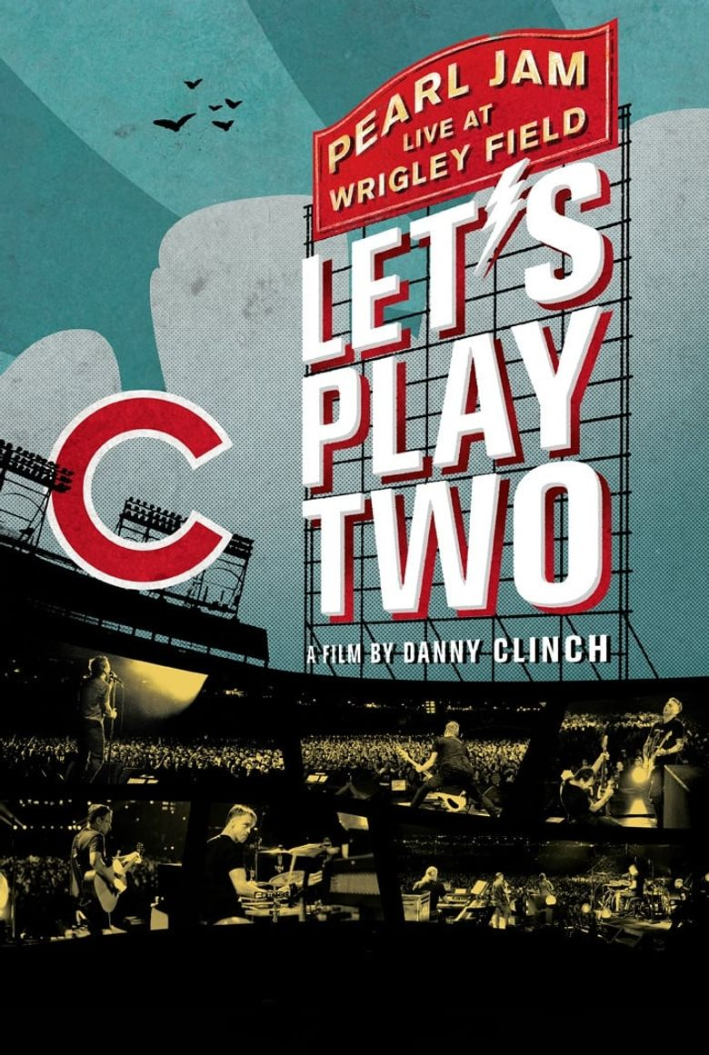 Pearl Jam: Let's Play Two Poster