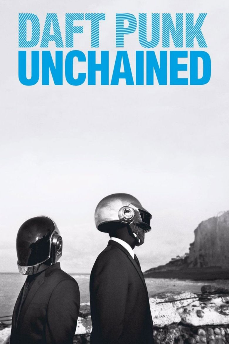 Daft Punk Unchained Poster