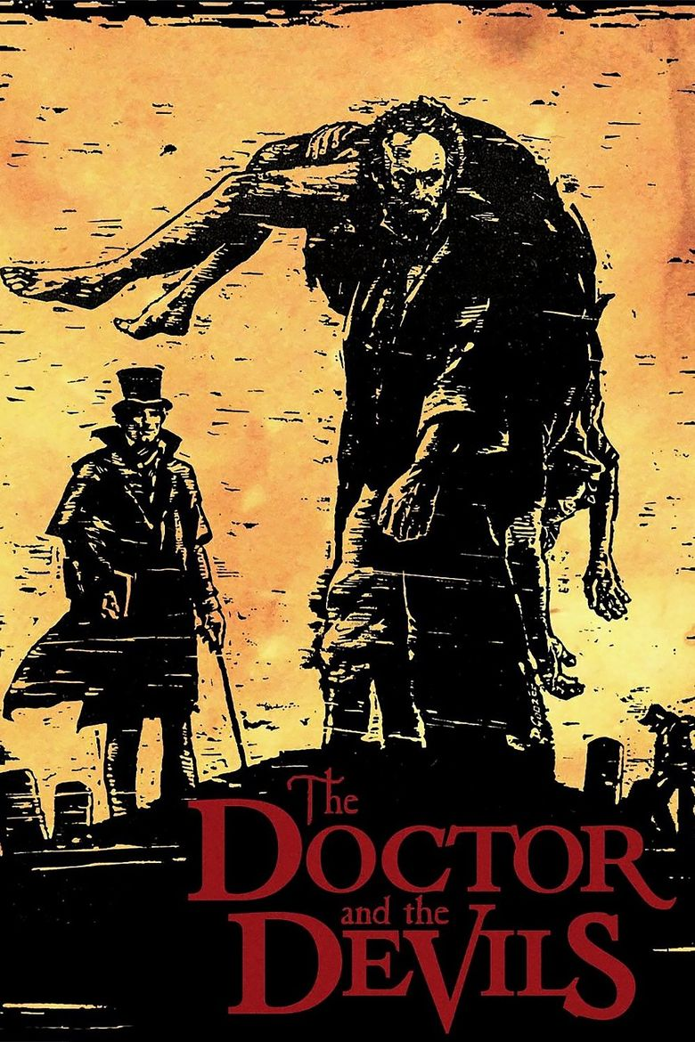 The Doctor and the Devils Poster
