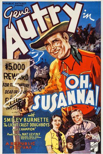 Oh, Susanna Poster