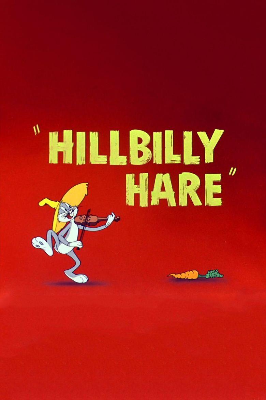 Hillbilly Hare Poster