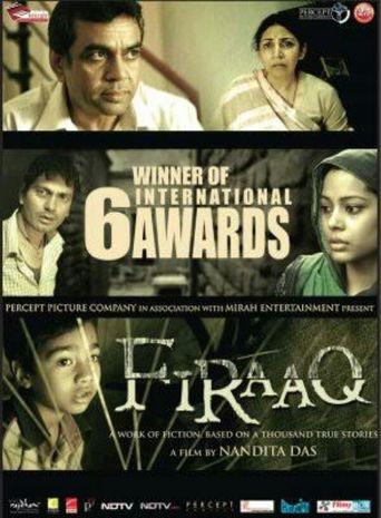 Firaaq Poster