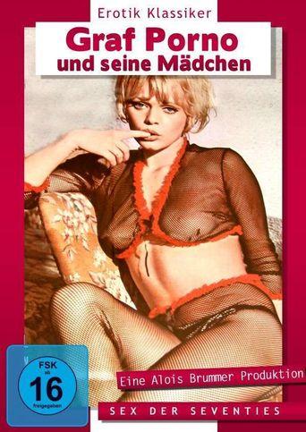 Graf Porno und seine Mädchen Poster