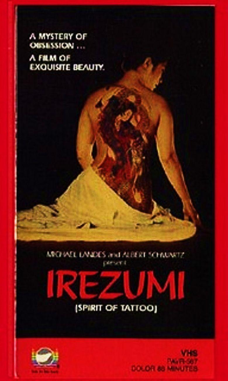 Irezumi (Spirit of Tattoo) Poster