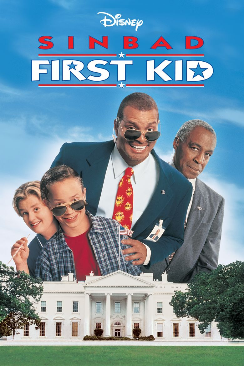 First Kid Poster
