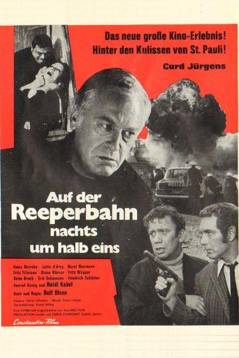 On the Reeperbahn at Half Past Midnight Poster