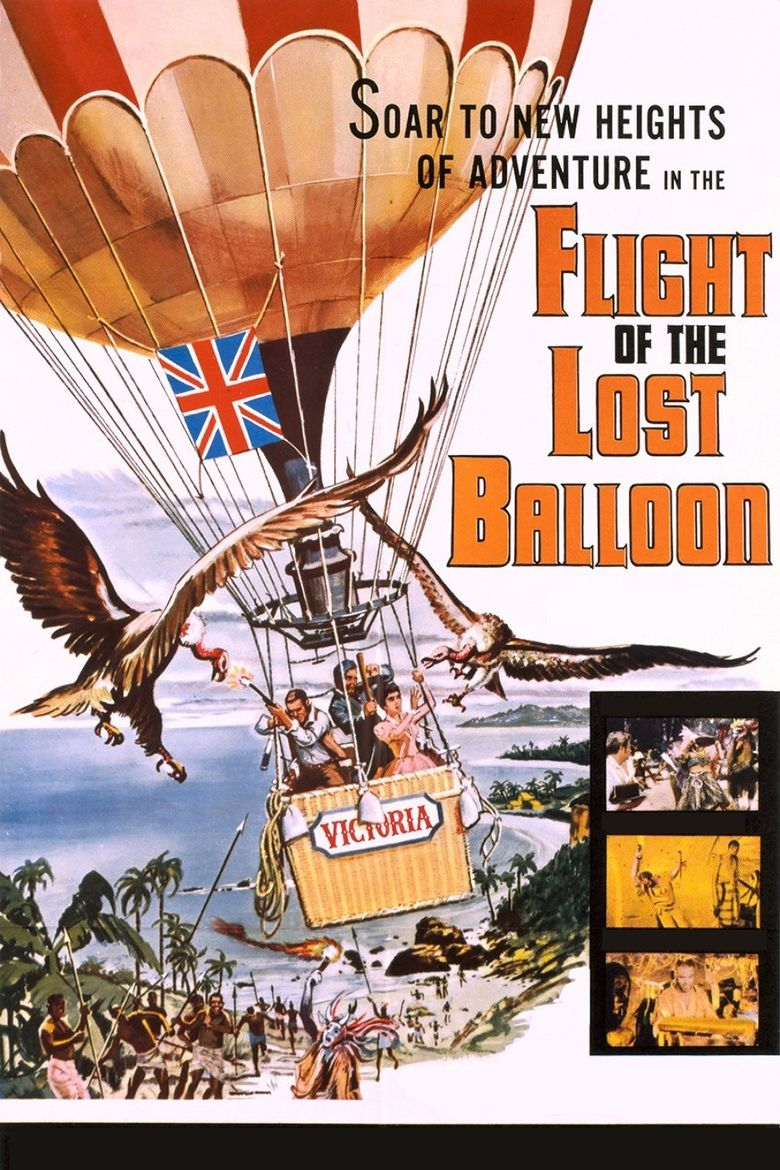 Flight of the Lost Balloon Poster