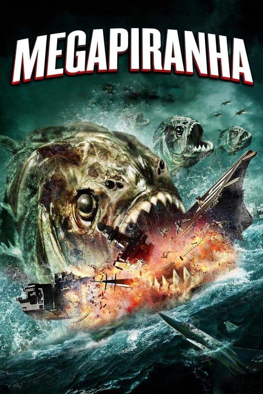 Mega Piranha Poster