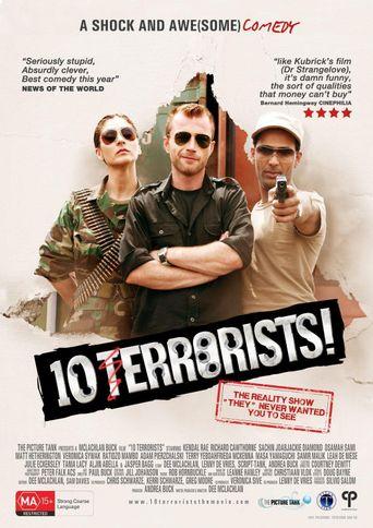 10Terrorists Poster