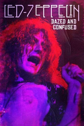 Led Zeppelin: Dazed & Confused Poster