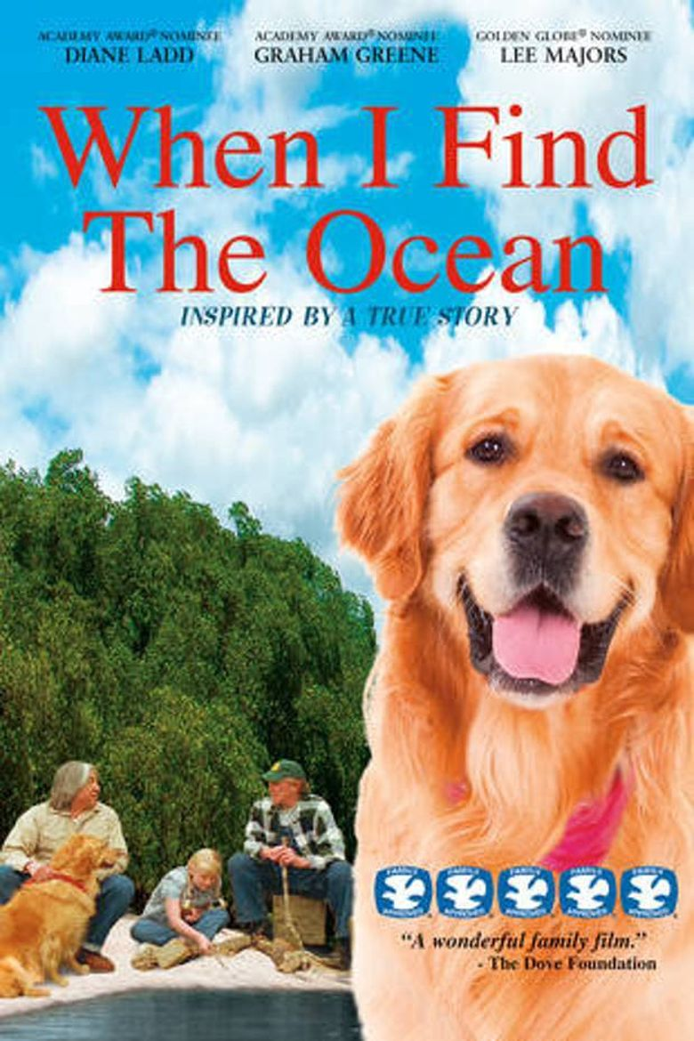 When I Find the Ocean Poster