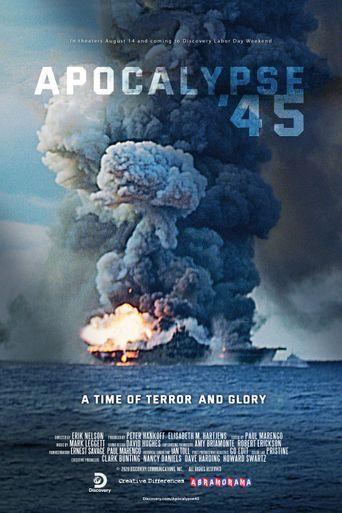 Apocalypse '45 Poster