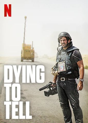 Dying to Tell Poster