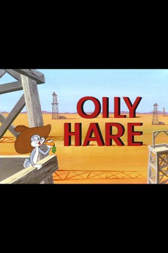 Oily Hare Poster
