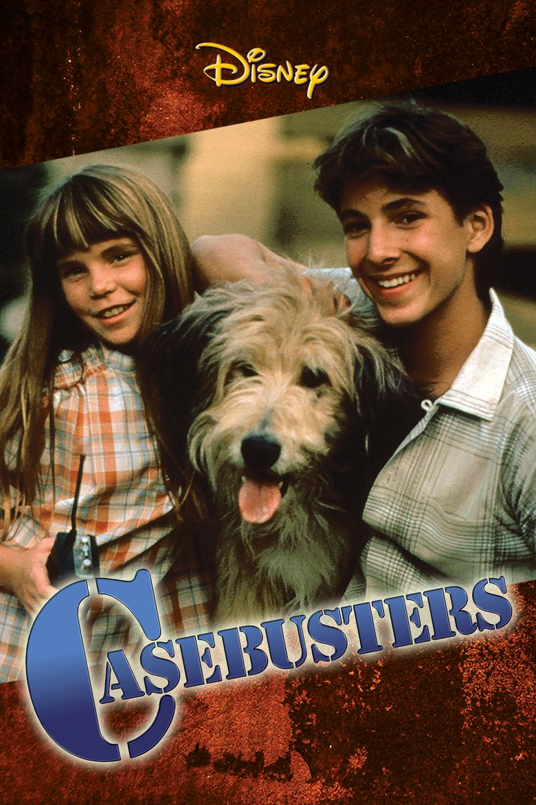 Casebusters Poster