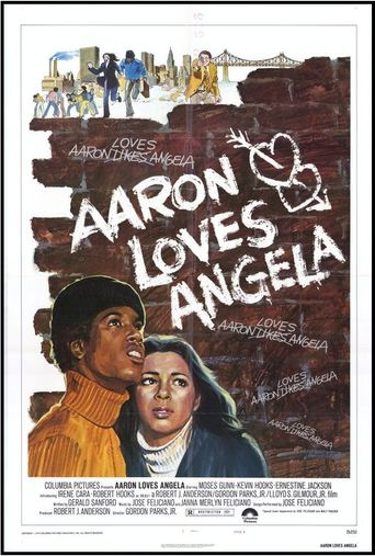 Aaron Loves Angela Poster