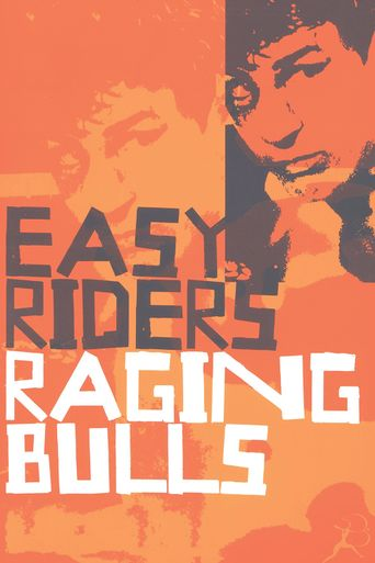 Easy Riders, Raging Bulls Poster