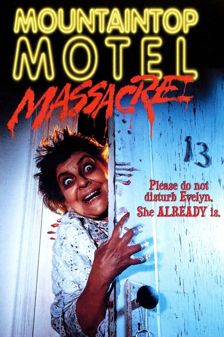 Mountaintop Motel Massacre Poster