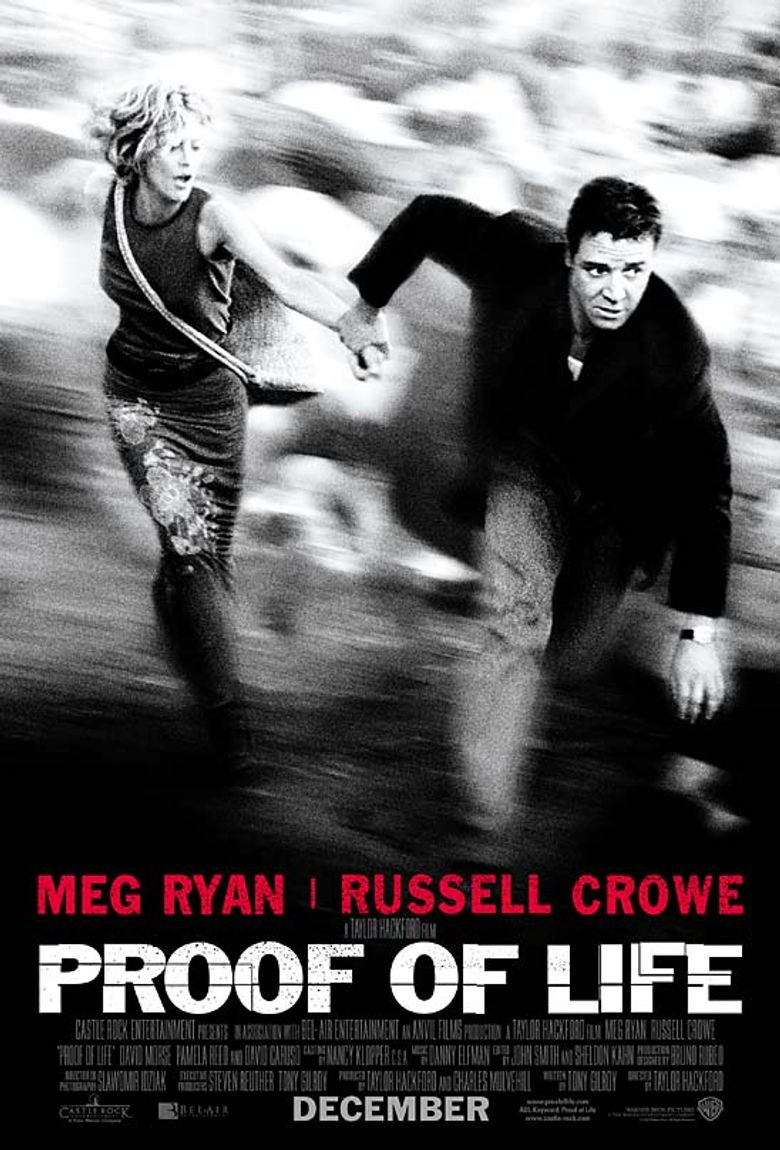 Proof of Life Poster