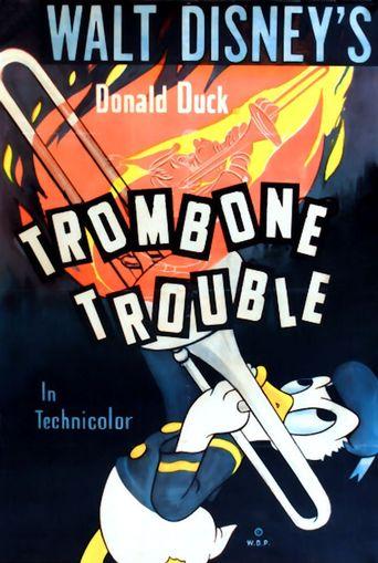 Trombone Trouble Poster