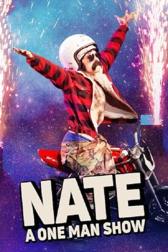Nate: A One Man Show Poster