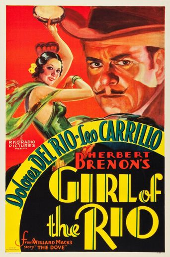 Girl of the Rio Poster