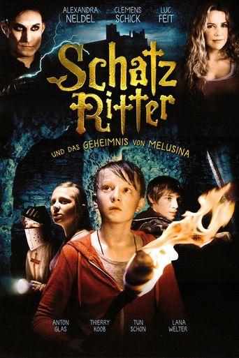 Schatzritter und das Geheimnis von Melusina Poster