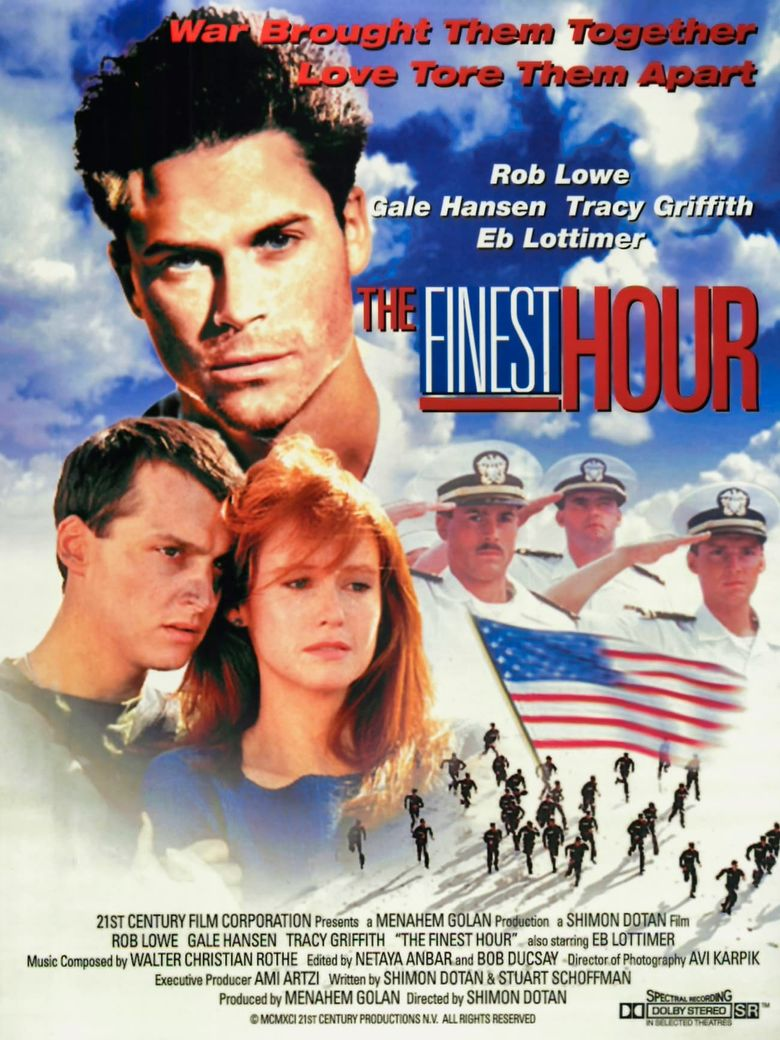 The Finest Hour Poster
