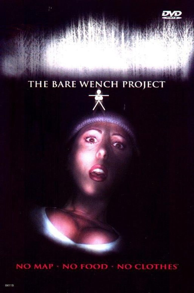 The Bare Wench Project Poster