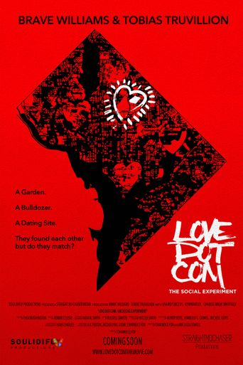 Love Dot Com: The Social Experiment Poster