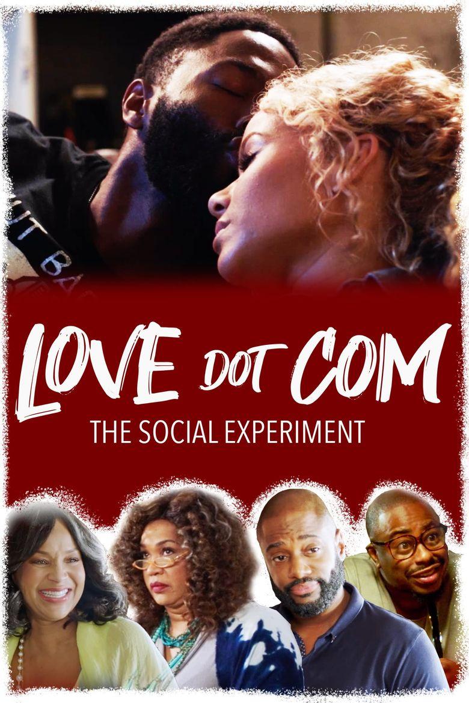 Love Dot Com: The Social Experiment Poster