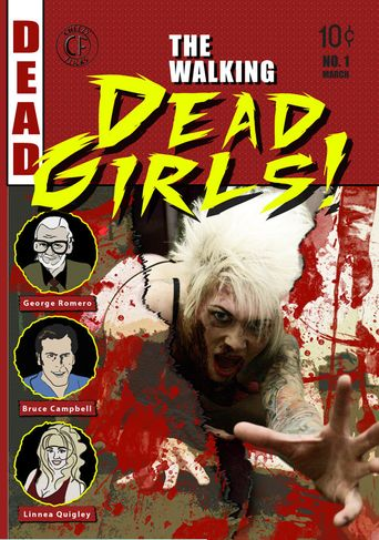 The Walking Dead Girls Poster