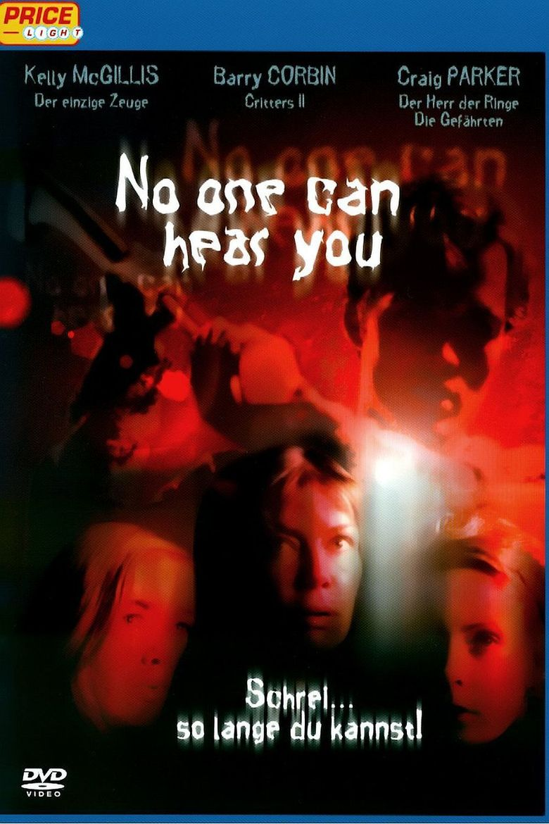 No One Can Hear You Poster