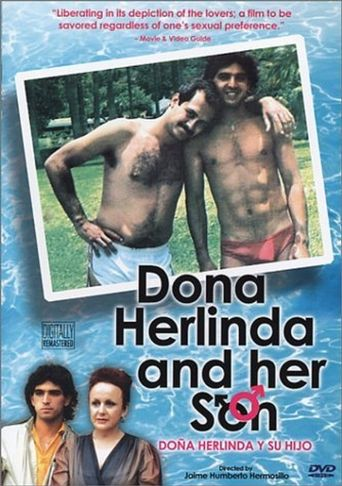 Dona Herlinda and Her Son Poster
