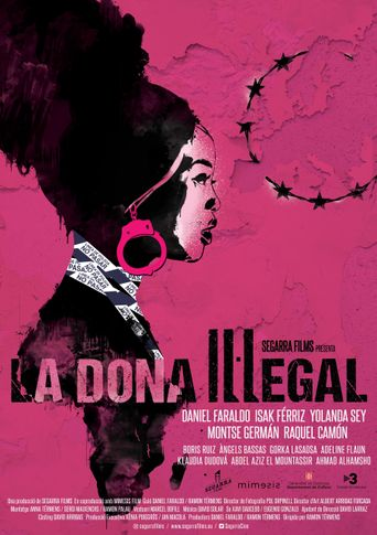 Illegal Woman Poster