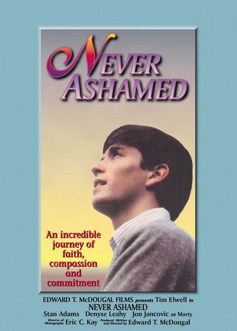 Never Ashamed Poster