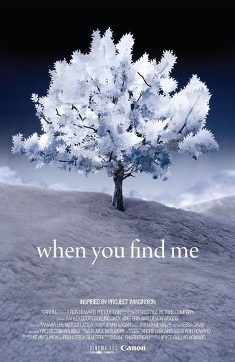 When You Find Me Poster