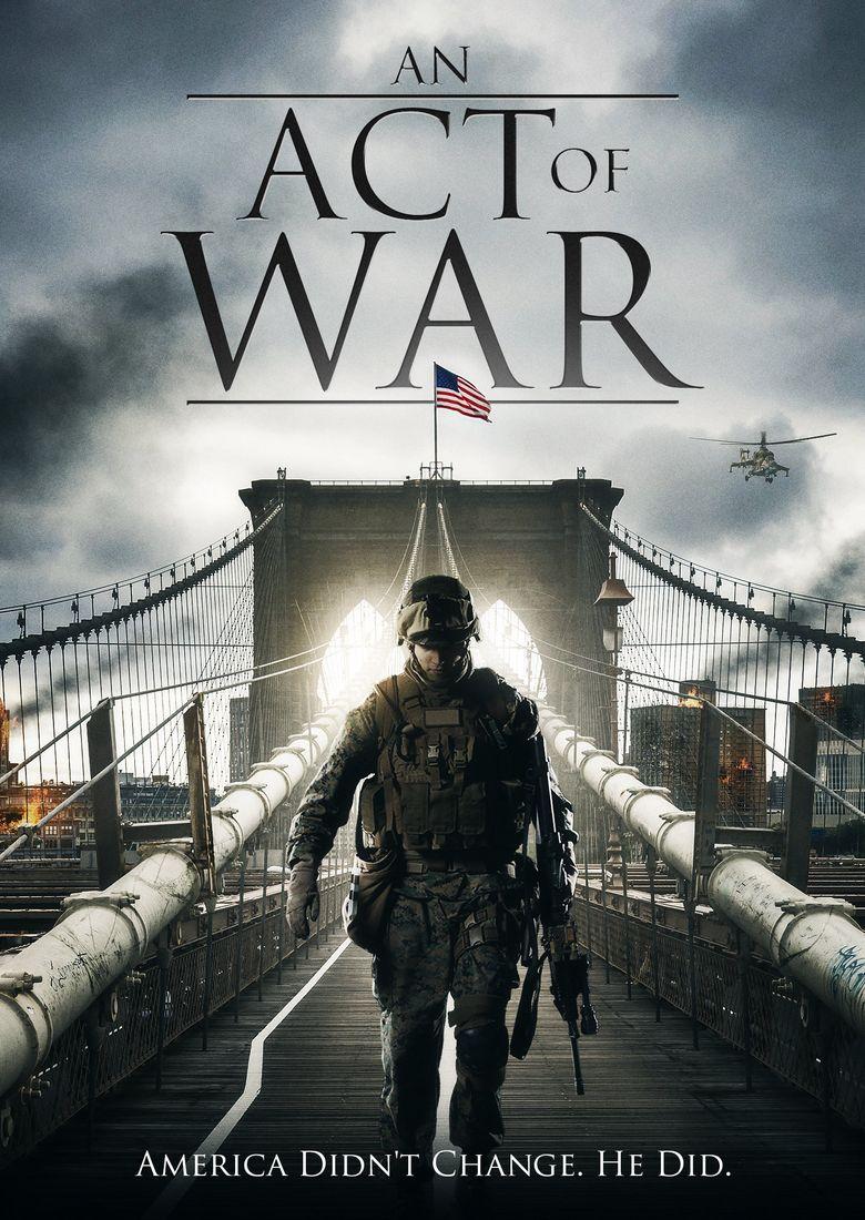 An Act of War Poster