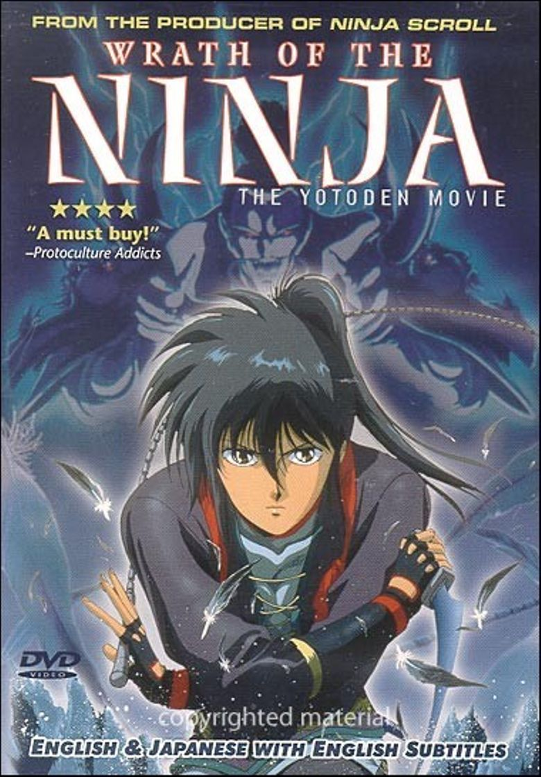 Wrath of the Ninja: The Yotoden Movie Poster