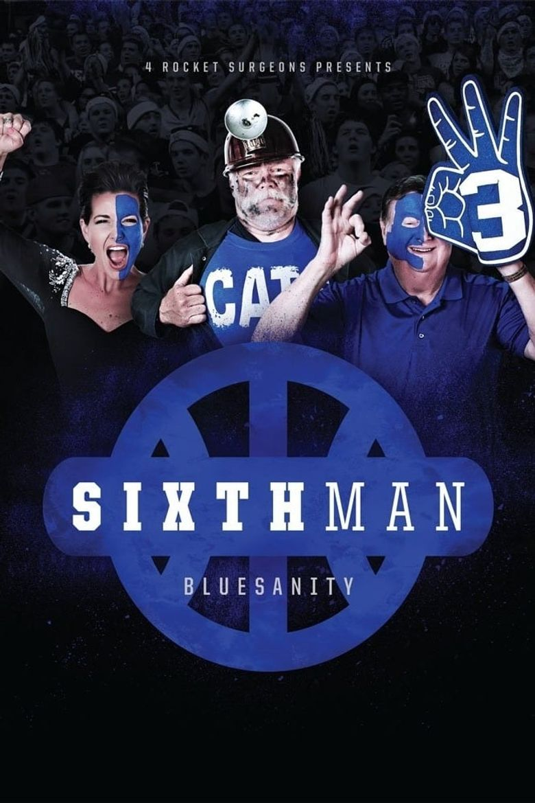 The Sixth Man: Bluesanity Poster