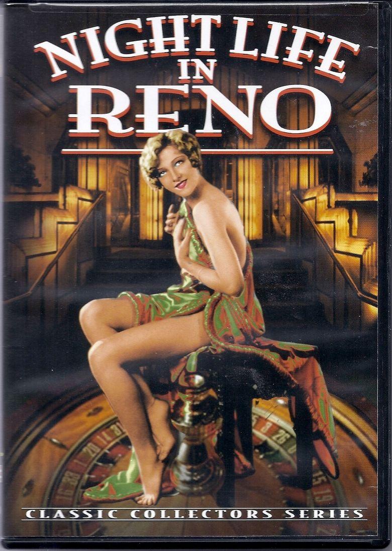 Night Life in Reno Poster
