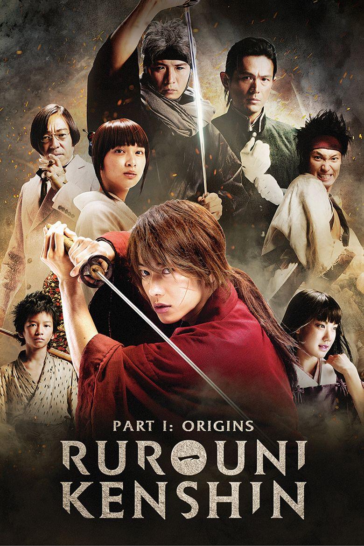 Rurouni Kenshin: Origins Poster