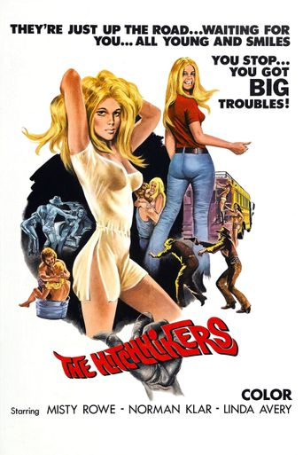 The Hitchhikers Poster
