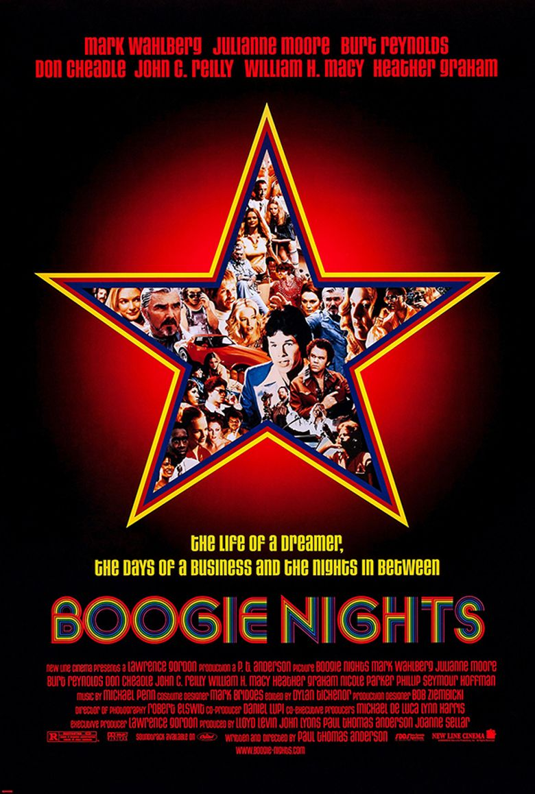 Boogie Nights Poster