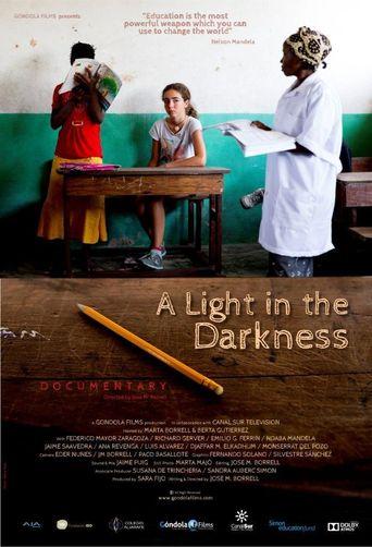 Una luz en la oscuridad Poster