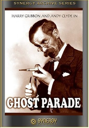 Ghost Parade Poster