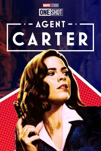Marvel One-Shot: Agent Carter Poster